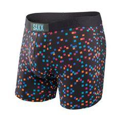 Saxx Mens Vibe Modern Fit Lifestyle Boxers Underwear, Micro Black, Small Saxx http://www.amazon.com/dp/B00HUGAHTQ/ref=cm_sw_r_pi_dp_839xub0JNRSNZ