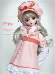 Doll*icious Beauty ❀ :: Pitts - Dream Of Doll