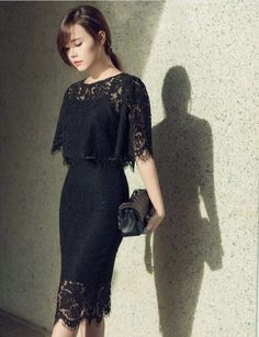 New Diy Fashion Dresses Crop Tops Ideas Dress Brukat, Kebaya Dress, Crop Top Dress, Batik Dress, Lace Dress, Gala Dresses, Event Dresses, Club Dresses, Short Dresses