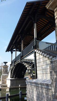 Le Nouveau Pont Napoleon à Lille - France Lille France, Calais France, Places To Travel, Places To Go, Pont Paris, Oise, City Art, Bridge, Photos