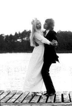 Agnetha Fältskog & Bjorn Ulveaus