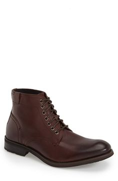 Joe's 'Keven' Lace-Up Boot (Men)