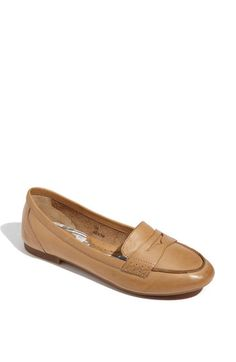 Loafers are good for work.  Especially if you're going to be standing for 6+ hours.
