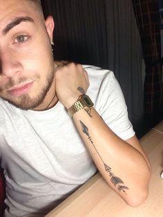 arrow tattoos tattooeasily (66)