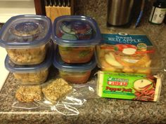 How to prepare for a road trip ..... healthy snacks