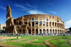 TripBucket - See The Colosseum, Rome, Italy (UNESCO site)
