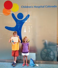 7-year-old Rylan sold hand-made bracelets to raise money for the Children's Hospital Colorado Burn Unit. The ambitious young man set a goal to raise $1,000, emptying his piggy bank to fund the operation. He raised $1,400! Thank you, Rylan, for your generous donation!