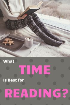 Reading is awesome but what time of day is best to read? We did the research and found the answer as well as the variables you need to consider. Personal Development Skills, Improve Communication Skills, Study Habits, Study Tips, Help Me Fall Asleep, Aim In Life, Time Of Day, Study Schedule, Reading Help