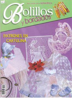 Bolillos&Bordados 04 (Nueva Epoca) – 45 photos | VK