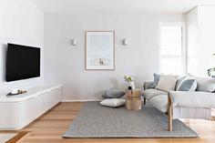 The Stables Caringbah Web Boutique Interior, Room Interior, Living Room Tv, Living Area, Dream Home Design, House Design, Tv Nook, Interior Styling, Interior Design