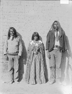 Man Clam, unknown, Frank Tehanna - Cocopah - 1900