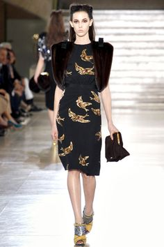 MiuMiu - future vintage from the current runways?