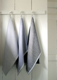 Simple Dishtowels - the purl bee