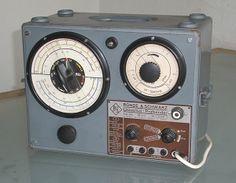 Museum-NT | object: Rohde & Schwarz test transmitter Universal Type SPU