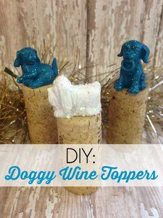 DIY: Doggy Wine Topp