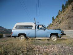 1985 Chevrolet Silverado - Clinton, MT #4799618794 Oncedriven