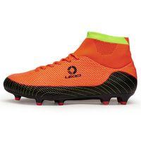 cb0ae9531 Size 33~45 Men Boy Kids Soccer Cleats Turf Football Soccer Shoes TF Hard  Court