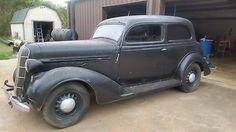 Dodge: Classic Car Rat Rod 1936 Dodge 2 Door Classic Car Rat Rod