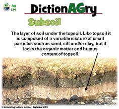Subsoil Defined.