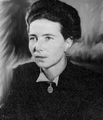 Bildresultat för simone de beauvoir