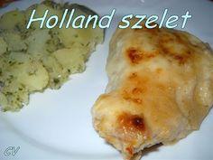 Házias konyha: Holland szelet