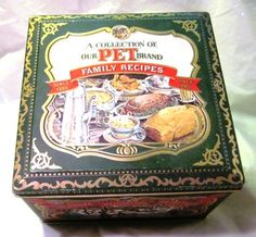 "tin ""recipe box"""