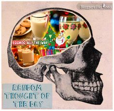 Bloggeretterized | Random Thought of the Day: Eggnog All the Way RTOTD