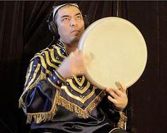 Photo of Abbos Kosimov Recording A.F.A.R.