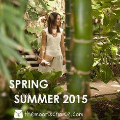 Avance #colección #primavera #verano 2015  Proximamente disponible en themoonschoice.com  #moda #mujer #fashion #new #nueva #nuevacoleccion #newcollection #tendencias #ss15 #fashiontrends...