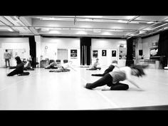 ▶ Contemporary Class / Floor work -