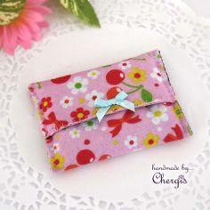 Tissue Purse/ Pouch – Chergis