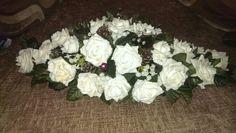 Wedding pinecone theme