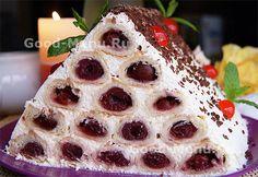 Торт Монастырская изба - рецепт
