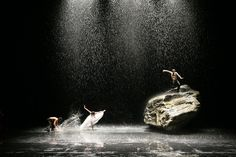Pina Bausch, Vollmond | Full moon, premiered 2006. Naoto Iijima
