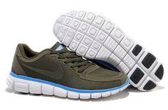 Herren Nike Free 5.0 V4 Schuhe - dunkelgrau