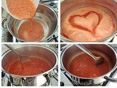 Molho ao Sugo - 10 tomates cortados ao meio sem semente; 1 cebola pequena; 1 tablete de caldo de frango (ou carne); 3 colheres de sopa de azeite de oliva; 2 dentes de alho grandes; 1 punhado de folhas de manjericão; 1 punhado de folhas de salsinha; 1 colher (café) de açúcar.