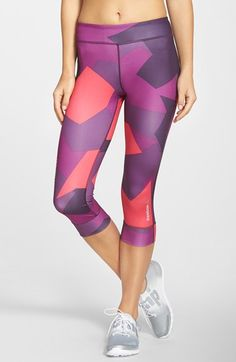 Reebok 'ONE Series' Capris available at #Nordstrom