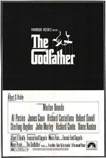 The Godfather - 1972