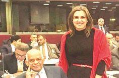 رانيا علواني صوت مصر فى البرلمان الدولى