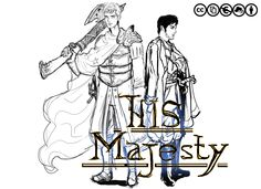 His Majesty, a future webcomic series of mine!