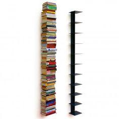 Das schwebende Bücherregal!