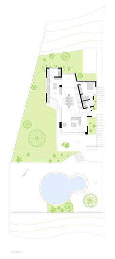 House in Azpitia,Floor Plan