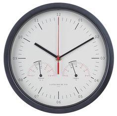 Horloge Hygro-Thermo / Mesure Température & hygrométrie