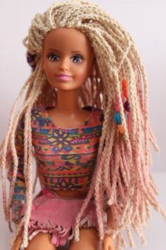 Hippy Barbie