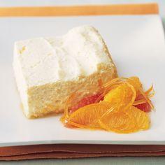 citrus ricotta cheesecake citrus ricotta cheesecake light in texture ...