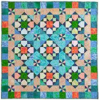 Surf & Sand Quilt Kit flash sale: $30 off for a few more hours. http://bit.ly/11SFRBG
