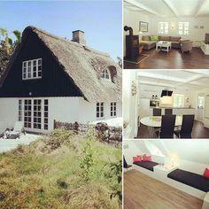Modernes Haus für den Urlaub mit Hund in Südstrand auf Rømø. #dänemark #urlaubmithund #römö