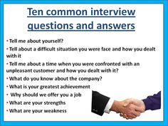 Do And Don'ts Tips For Interview