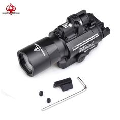 87.00$  Watch now - http://aligei.worldwells.pw/go.php?t=32791082412 - Night-Evolution Tactical X400U Falshlight For Hunting Weapon NE01009