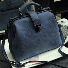 Artsivaris Women Leather Handbag Vintage Travel Casual Doctor Bag Clutch Satchel Ebay Fashion Handbags